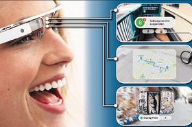 Музыкальные очки от Гугл