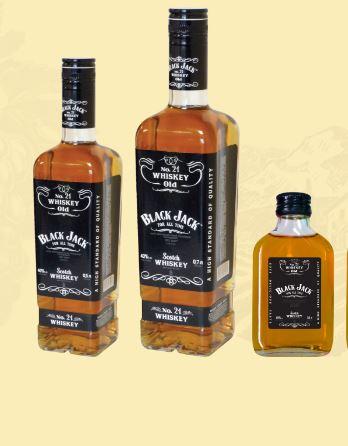 виски Black Jack