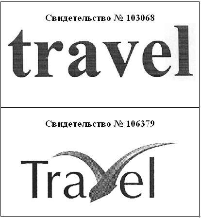одинаковые торговые марки