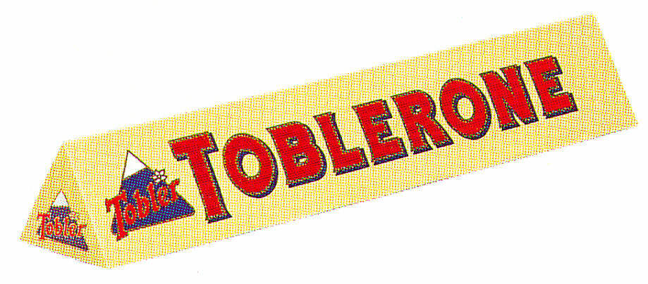 торговая марка TOBLERONE